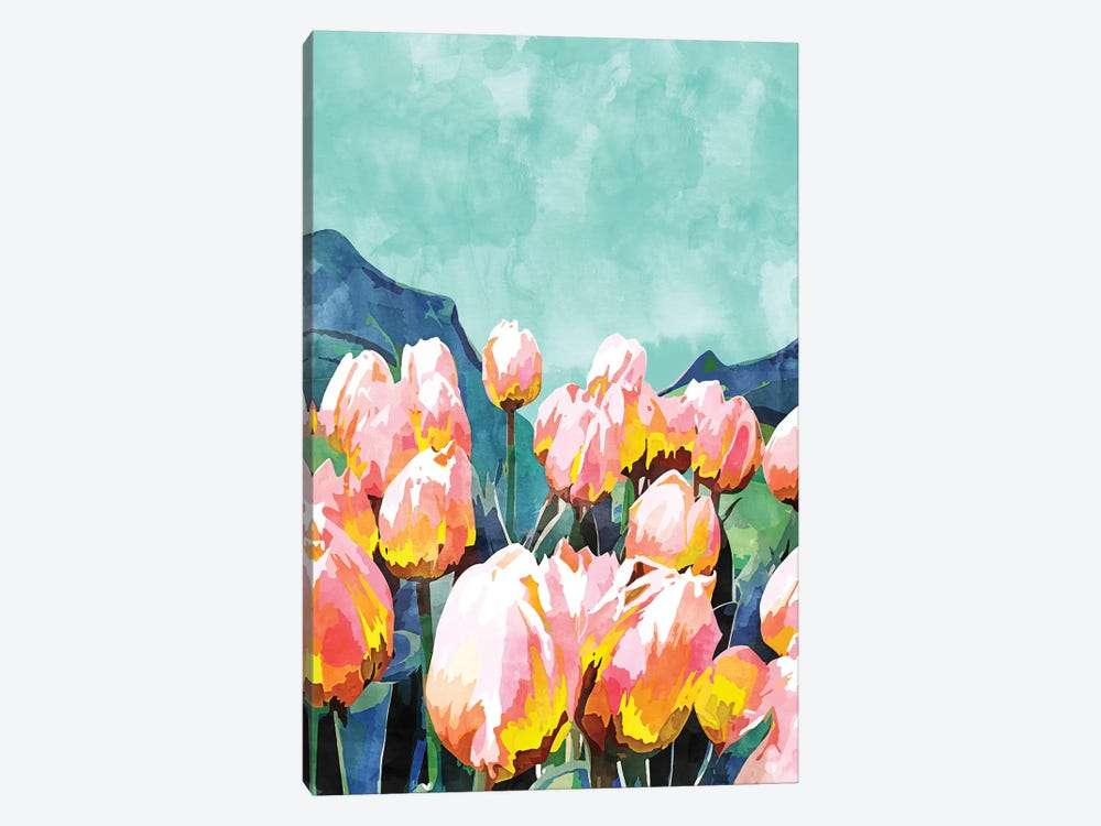 Holy Meadow by 83 Oranges 1-piece Canvas Artwork