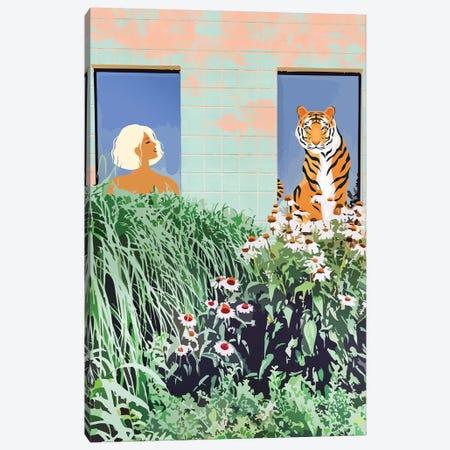Love Thy Neighbor Canvas Print #UMA237} by 83 Oranges Canvas Print