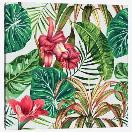 Tropica Canvas Print #UMA264} by 83 Oranges Canvas Art