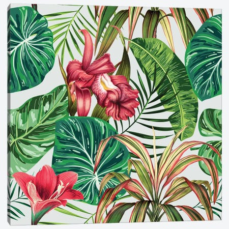 Tropica Canvas Print #UMA264} by 83 Oranges Canvas Art