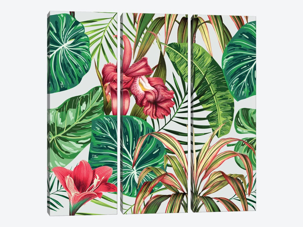 Tropica by 83 Oranges 3-piece Art Print