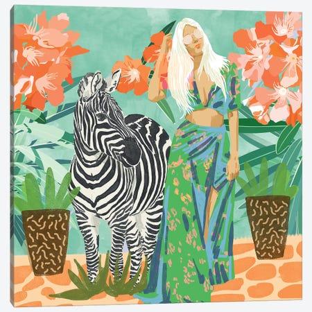 Never Change Your Stripes Canvas Print #UMA278} by 83 Oranges Canvas Artwork