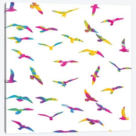 Wild & Free Canvas Print #UMA281} by 83 Oranges Art Print