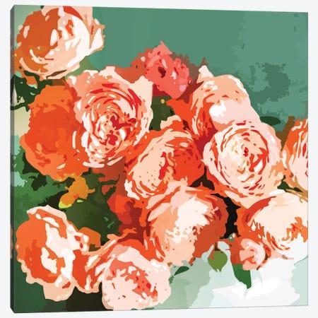 Perfect Blossom Canvas Print #UMA288} by 83 Oranges Art Print