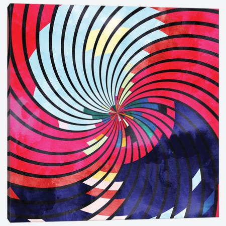 Hustle Canvas Print #UMA297} by 83 Oranges Art Print