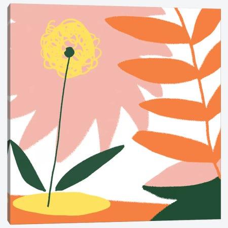 Summer Blossom Canvas Print #UMA302} by 83 Oranges Canvas Art