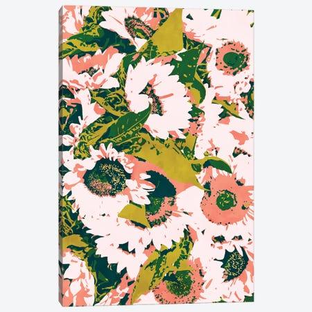 Sunny Garden Canvas Print #UMA313} by 83 Oranges Canvas Art Print