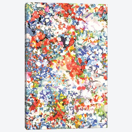 Garden Canvas Print #UMA317} by 83 Oranges Canvas Art