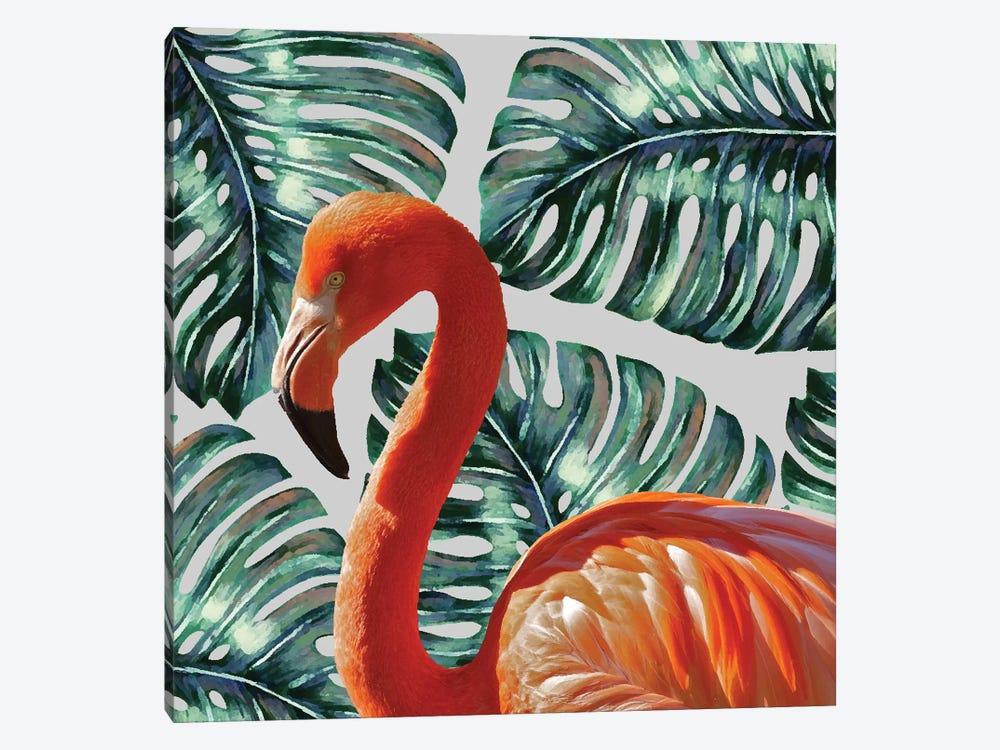Flamingo by 83 Oranges 1-piece Canvas Art Print