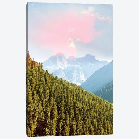 Evergreen Canvas Print #UMA320} by 83 Oranges Canvas Art
