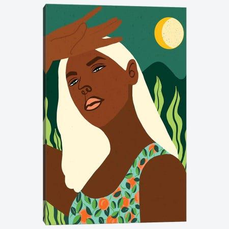Worth The Wait II Canvas Print #UMA336} by 83 Oranges Canvas Wall Art