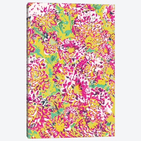 All Along You Were Blooming Canvas Print #UMA349} by 83 Oranges Canvas Artwork