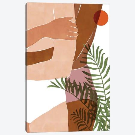 Soul To Soul Canvas Print #UMA352} by 83 Oranges Art Print
