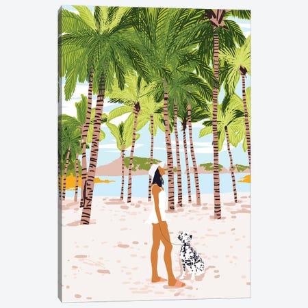 The Happy Spots Canvas Print #UMA355} by 83 Oranges Canvas Wall Art