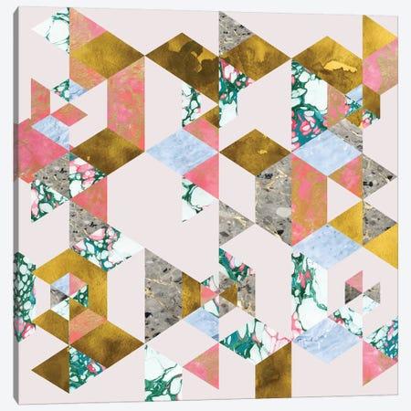 Geometry Of Love Canvas Print #UMA35} by 83 Oranges Canvas Print