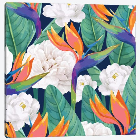 Just Another Day In Paradise Canvas Print #UMA368} by 83 Oranges Canvas Artwork