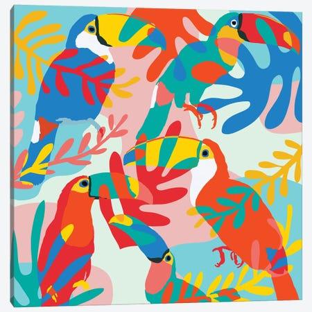 Tou'Can Do It Canvas Print #UMA369} by 83 Oranges Canvas Wall Art
