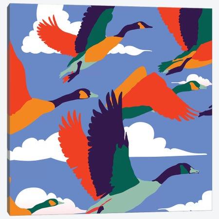 High On Life Canvas Print #UMA377} by 83 Oranges Canvas Art
