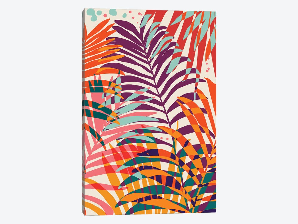 Find Me Under The Palms by 83 Oranges 1-piece Canvas Wall Art