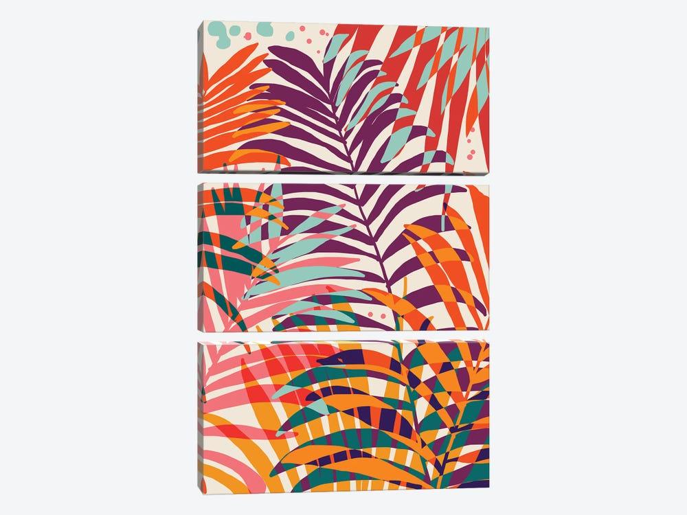 Find Me Under The Palms by 83 Oranges 3-piece Canvas Art