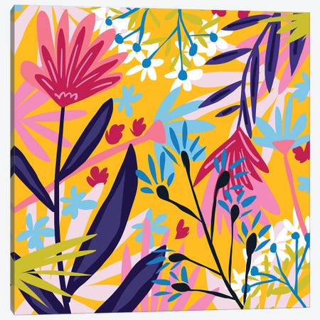 The Garden Of My Mind Canvas Print #UMA382} by 83 Oranges Canvas Art
