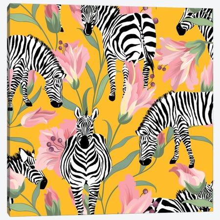 Striped For Life Canvas Print #UMA393} by 83 Oranges Canvas Print