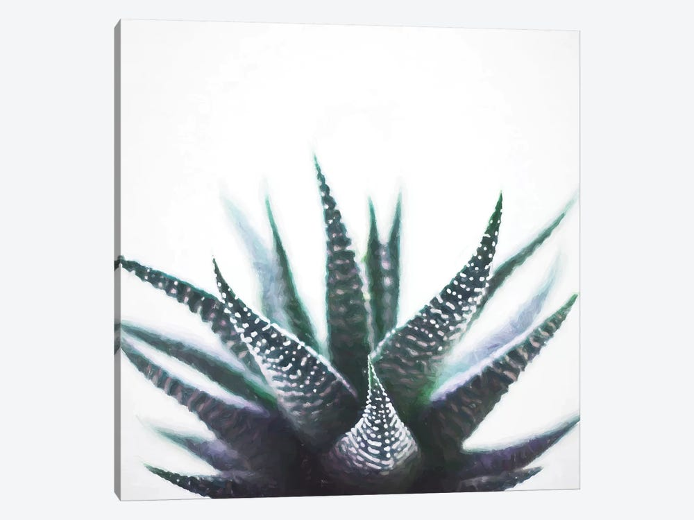 Green Topaz Plant by 83 Oranges 1-piece Art Print