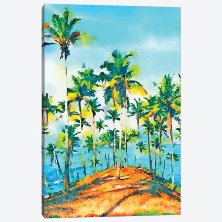 Seas The Day Canvas Print #UMA403} by 83 Oranges Canvas Art Print