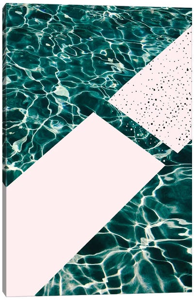 Jump In! Canvas Art Print