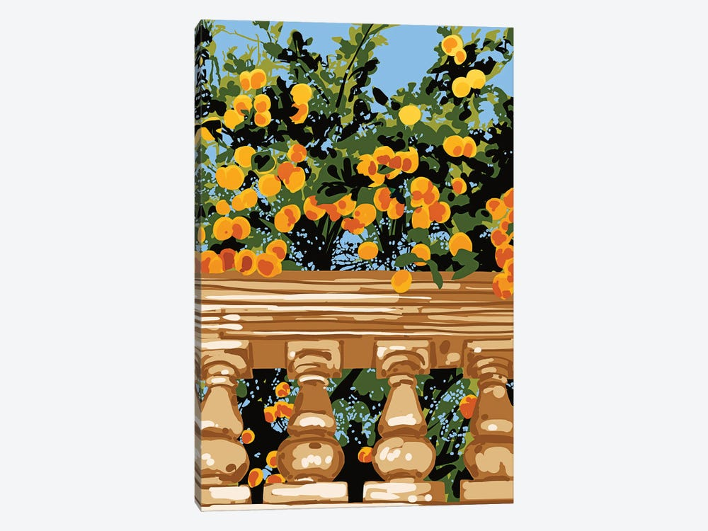 No Matter What Happens, As Long As You Have Faith In Yourself, No Darkness Can Touch You by 83 Oranges 1-piece Canvas Print