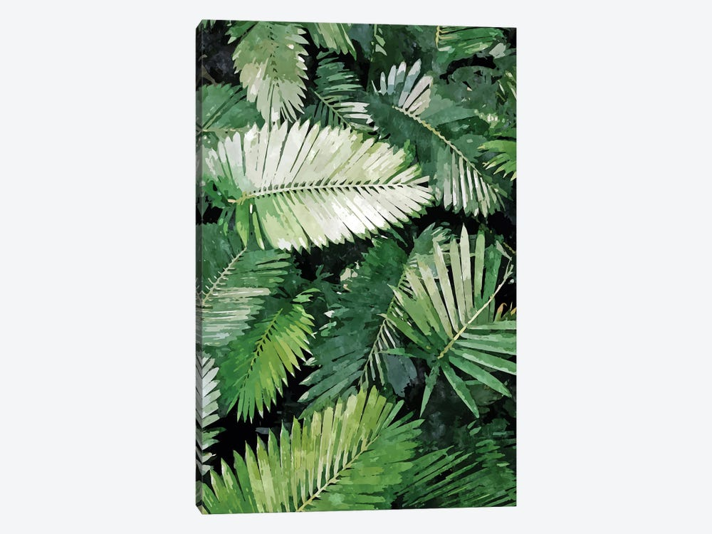 Life Is Better With Palm Trees by 83 Oranges 1-piece Art Print
