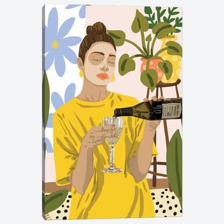 Self Care Canvas Print #UMA470} by 83 Oranges Canvas Wall Art