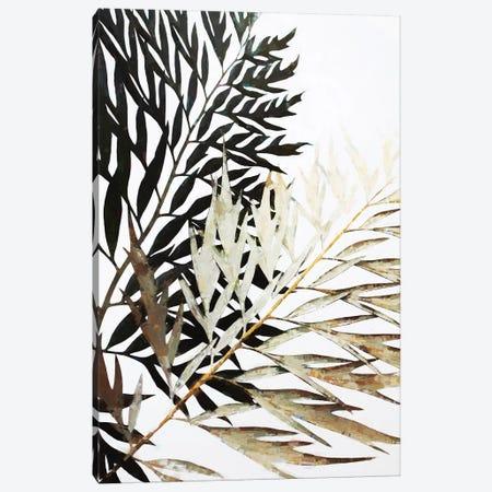 Leaves Canvas Print #UMA47} by 83 Oranges Canvas Wall Art