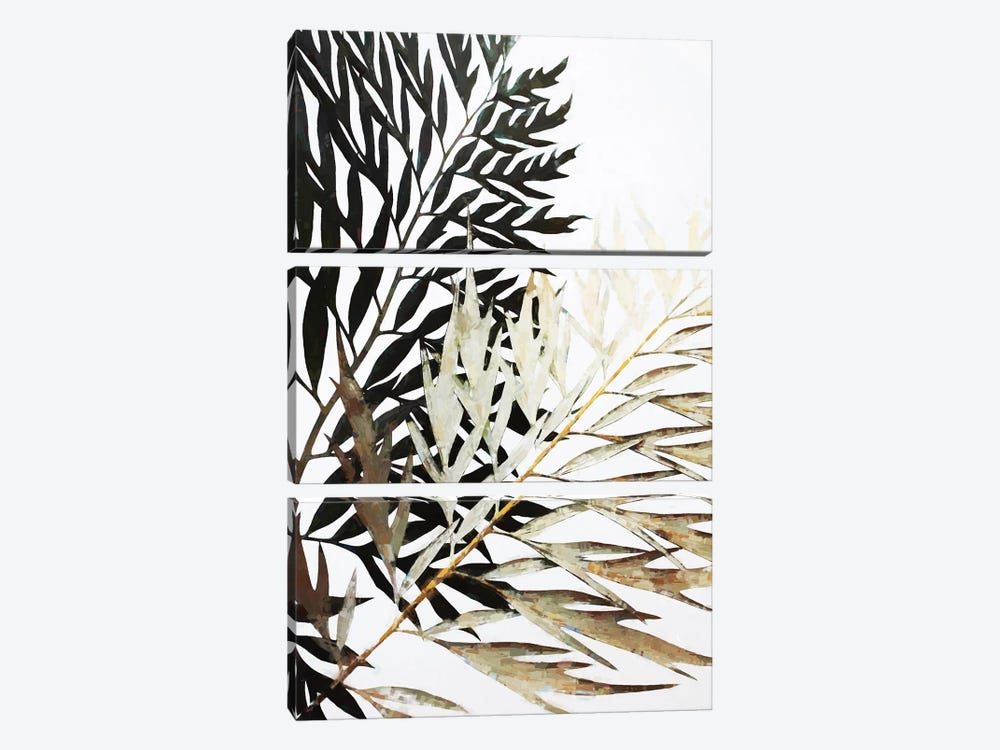 Leaves by 83 Oranges 3-piece Canvas Wall Art