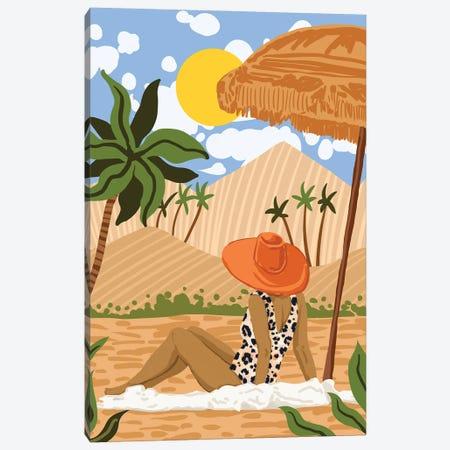 Summer In Egypt Canvas Print #UMA494} by 83 Oranges Art Print