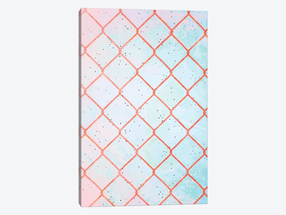 Cages Aren'T Made Of Iron, They'Re Made Of Thoughts by 83 Oranges 1-piece Canvas Print