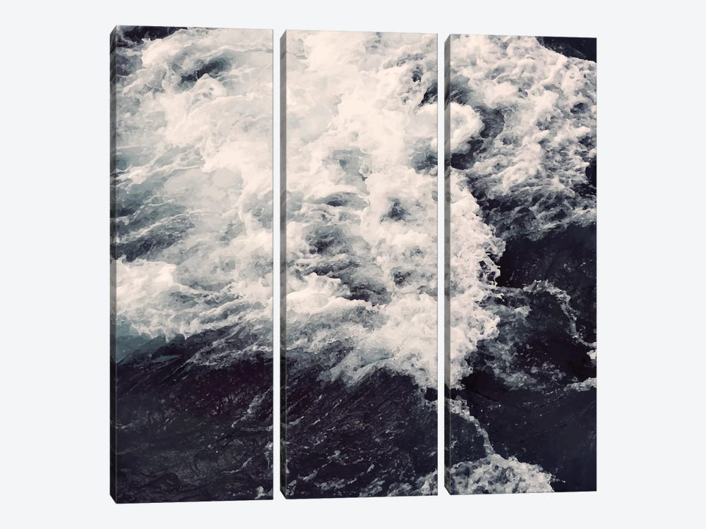 Lost At Sea by 83 Oranges 3-piece Canvas Artwork