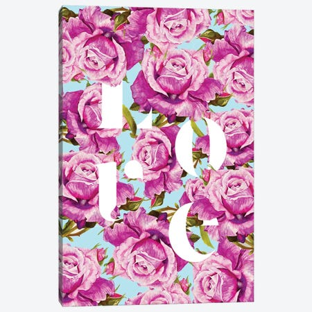 Love Canvas Print #UMA50} by 83 Oranges Canvas Artwork