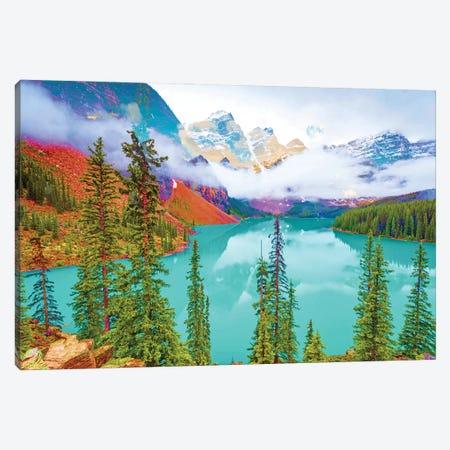 Vivid Dream Canvas Print #UMA517} by 83 Oranges Canvas Wall Art
