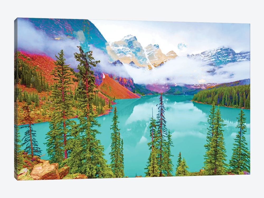 Vivid Dream by 83 Oranges 1-piece Canvas Artwork