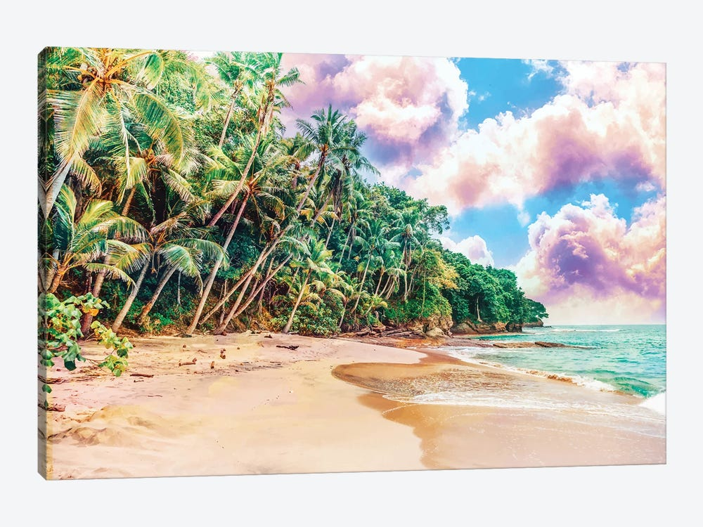 Beach Now by 83 Oranges 1-piece Canvas Art Print