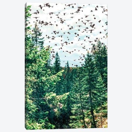 Save The Planet Canvas Print #UMA524} by 83 Oranges Canvas Print