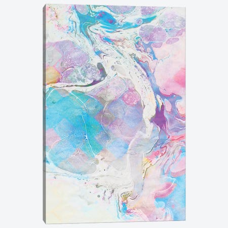 Messy Paint Only Canvas Print #UMA52} by 83 Oranges Canvas Art