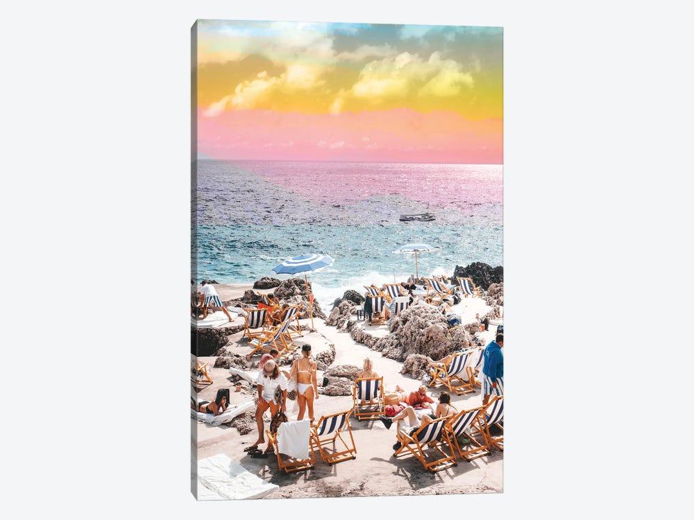 Beach Day by 83 Oranges 1-piece Art Print