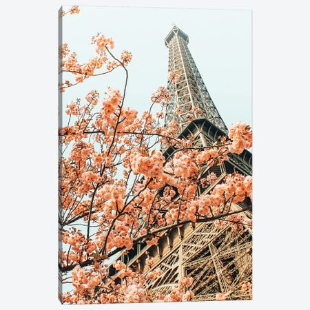 Paris In Spring Canvas Print #UMA556} by 83 Oranges Canvas Wall Art