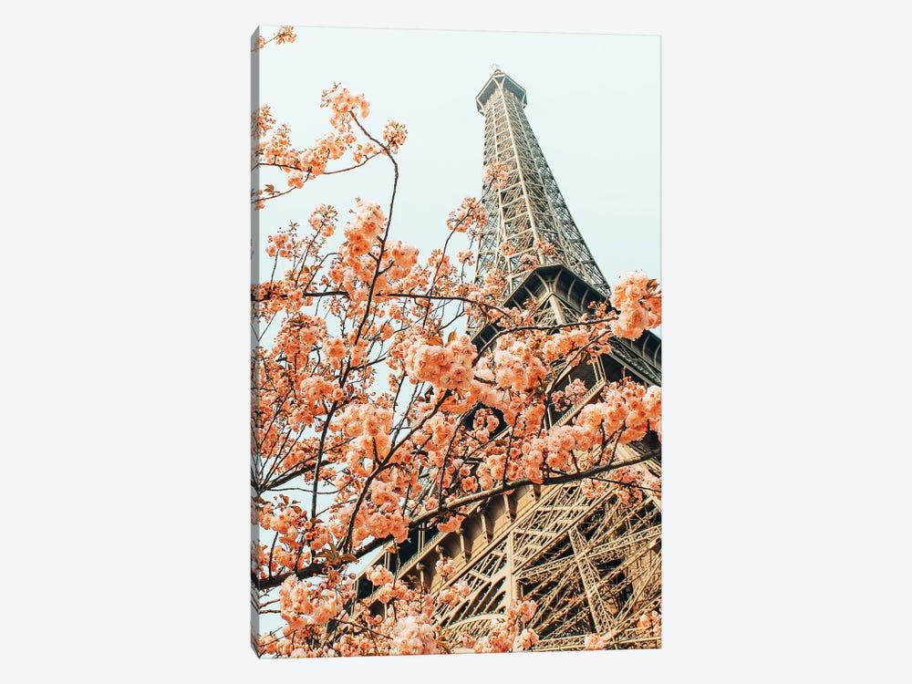 Paris In Spring by 83 Oranges 1-piece Canvas Print