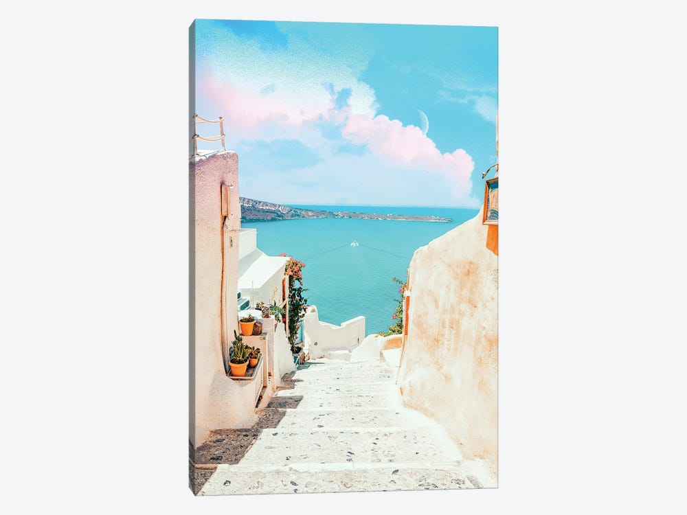 Surreal Greece by 83 Oranges 1-piece Art Print