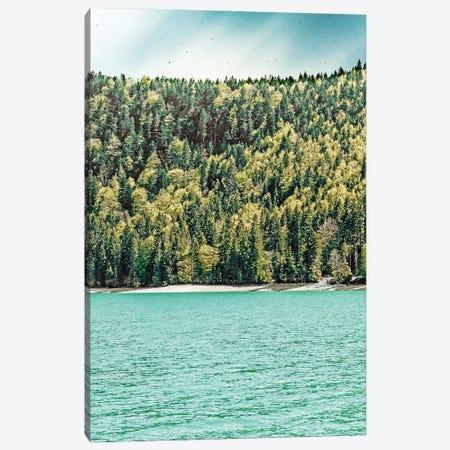 Lake Side Canvas Print #UMA564} by 83 Oranges Art Print