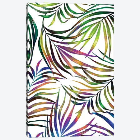 Palm Dance Canvas Print #UMA565} by 83 Oranges Canvas Print