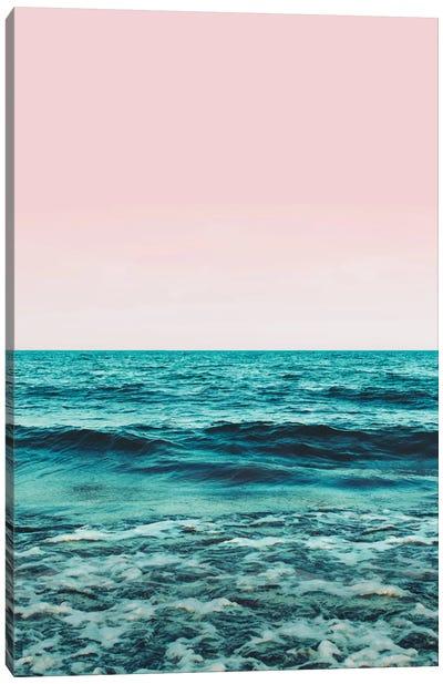 Ocean Canvas Art Print